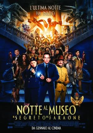 Notte al museo 3 - Il segreto del faraone