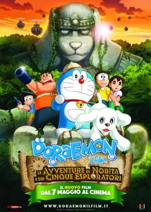 Doraemon Il Film - Le avventure di Nobita e dei cinque esploratori