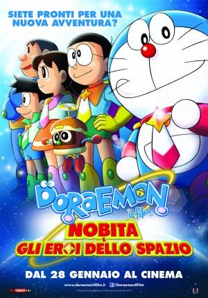 Doraemon il film - Nobita e gli eroi dello spazio