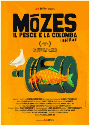 Mozes, il pesce e la colomba