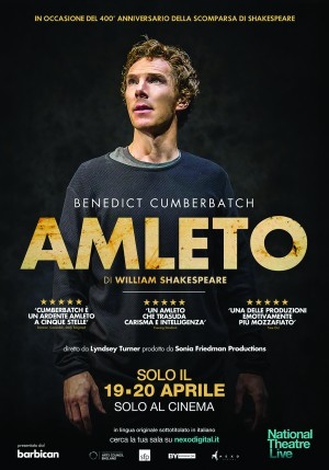 National Theatre Live - Amleto V.O. sott.