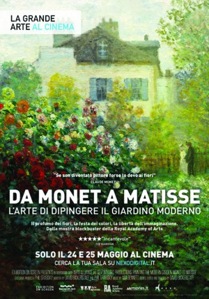 Da Monet a Matisse, l'arte di dipingere il giardino moderno