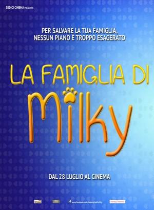 La famiglia di Milky