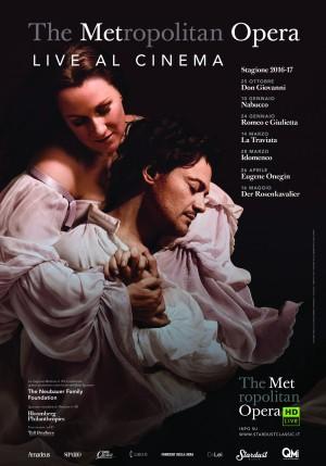 Don Giovanni - The Metropolitan Opera House di New York