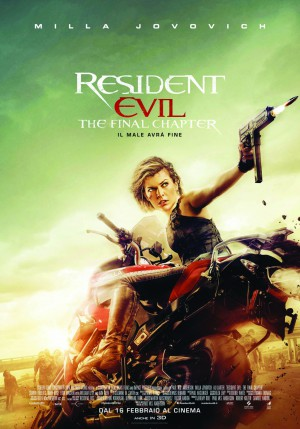 Resident Evil: The Final Chapter (3D)