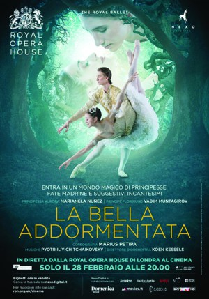 Royal Opera House: La bella addormentata
