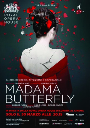 Madama Butterfly - Royal Opera House