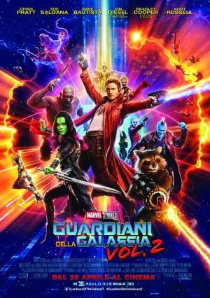 Guardiani della Galassia Vol. 2 (3D)