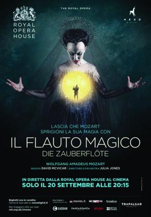 Il flauto magico - Royal Opera House