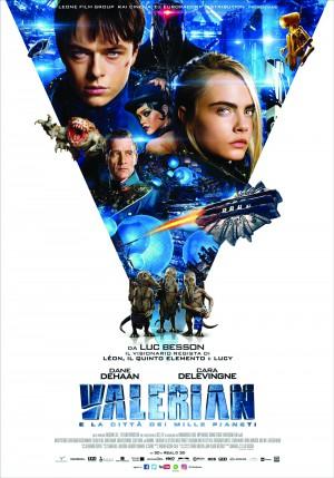 Valerian e la Città dei mille pianeti