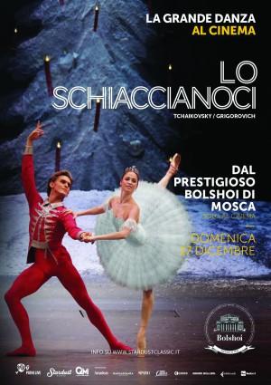 Lo Schiaccianoci - Il Balletto del Bolshoi 2017/2018